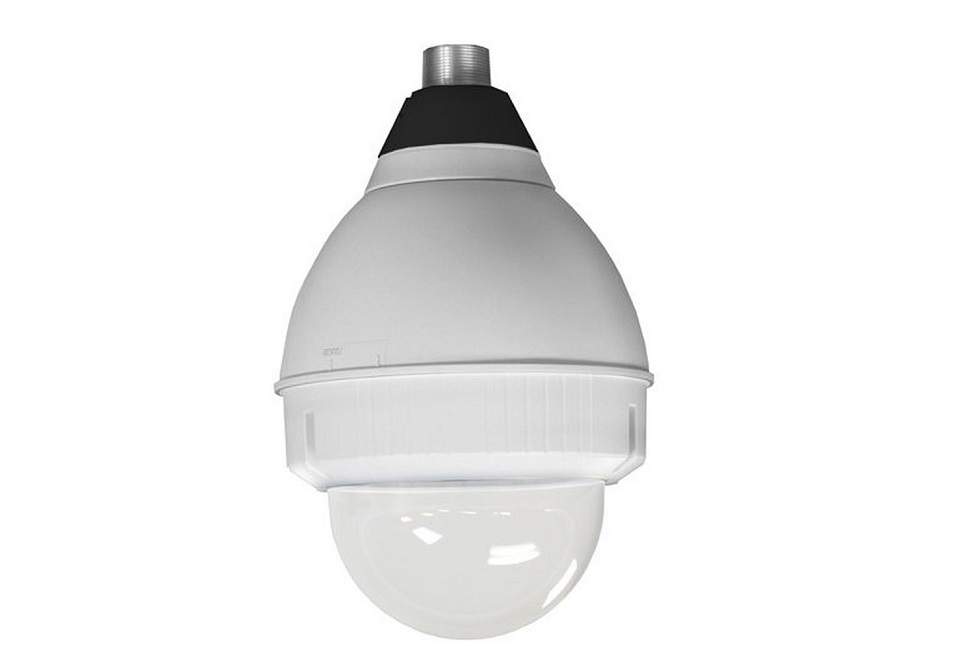 Panasonic Outdoor 9 Outdoor Dome Housing With Pendant Mount White POD9CTA