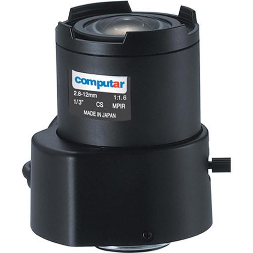 Computar TG4Z2816FCS-MPIR 2.8 To 12mm 1/3 f1.6 Dc Auto Iris Lens