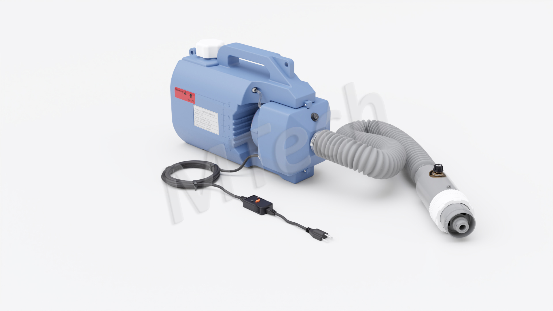 Mtech Nano Disinfector Cold Fogger Blue Model M5