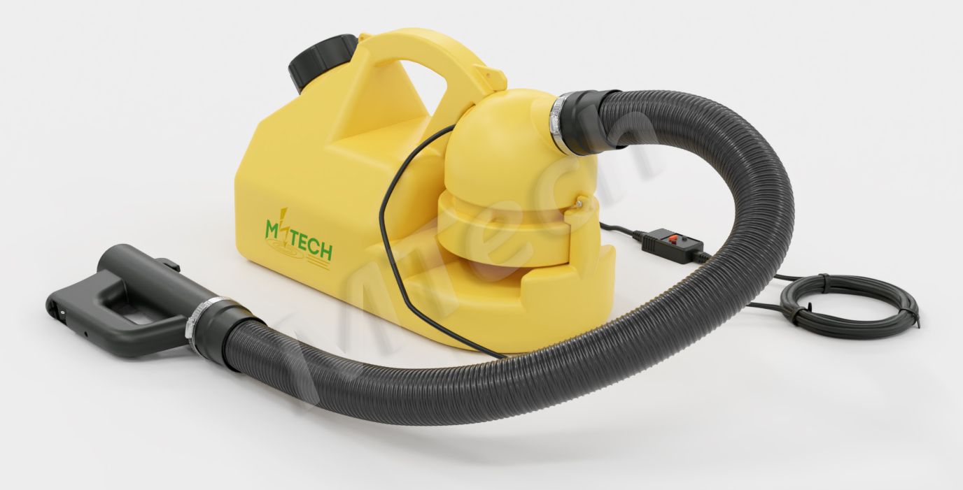 Mtech Nano Disinfector Cold Fogger Yellow Model M7