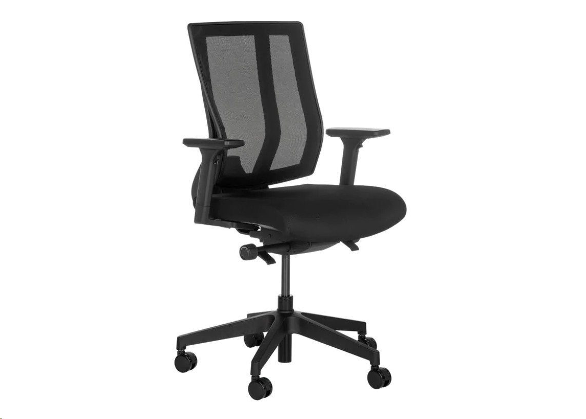 Varidesk Vari Task Adjustable Chair Back 400663