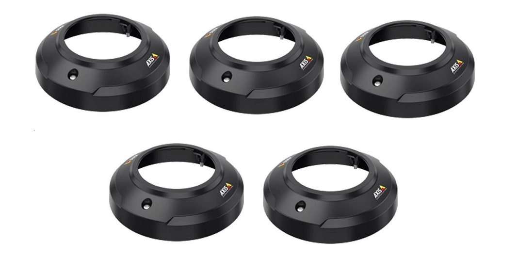 Axis M30 Casing A Black 5-Pack 5507-431