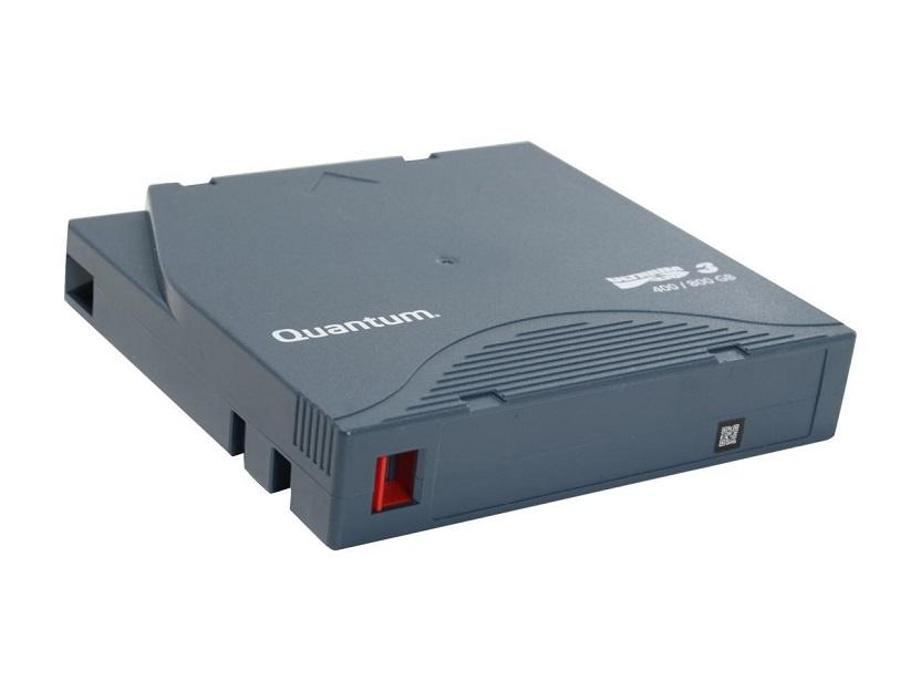 Quantum Lto Ultrium 400/800GB Tape Cartridge 1-Pack MR-L3MQN-01