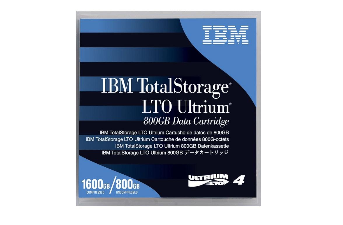 800/1600GB IBM LTO Ultrium 4 Tape Cartridge 95P4436