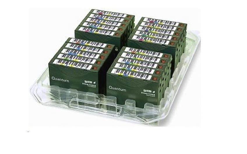Quantum LTO Ultrium 7 (6TB Native/15TB Compressed) Media Cartridge MR-L7LQN-BC 20-Pack