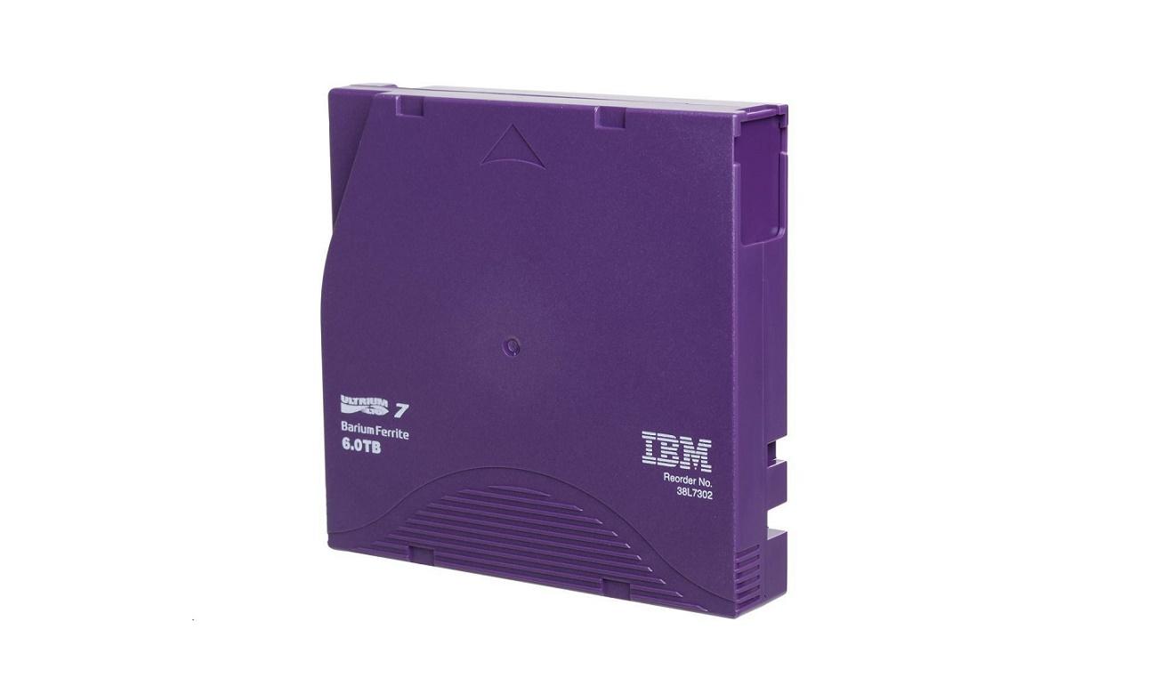 6TB IBM 38L7302 LTO Ultrium 7 Data Tape Cartridge