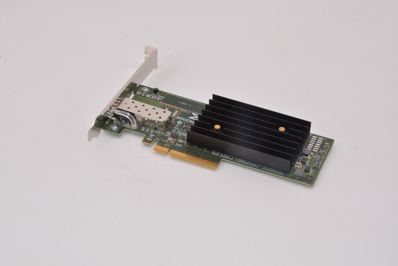 Brocade 1010 Single Port PCI Express 2.0 x8 Network Adapter BR-1010-1010-IP BR-1010