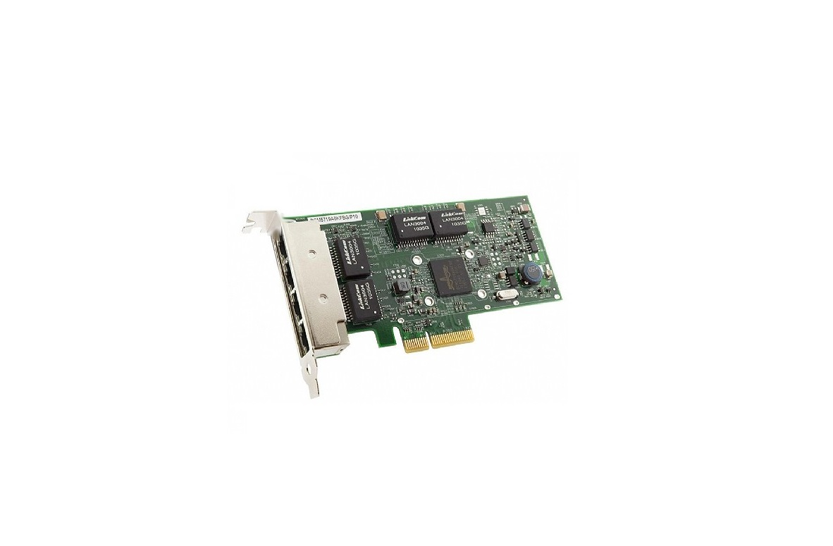 Dell Broadcom 5719 4-Ports 1GB PCI Express x4 Network Interface Card 540-BBHB