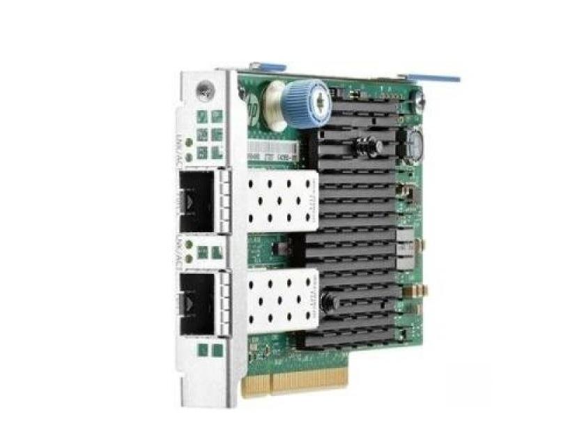 HP 10GB 2-Ports 562FLR-SFP+ PCI Express x8 Network Adapter 727054-B21