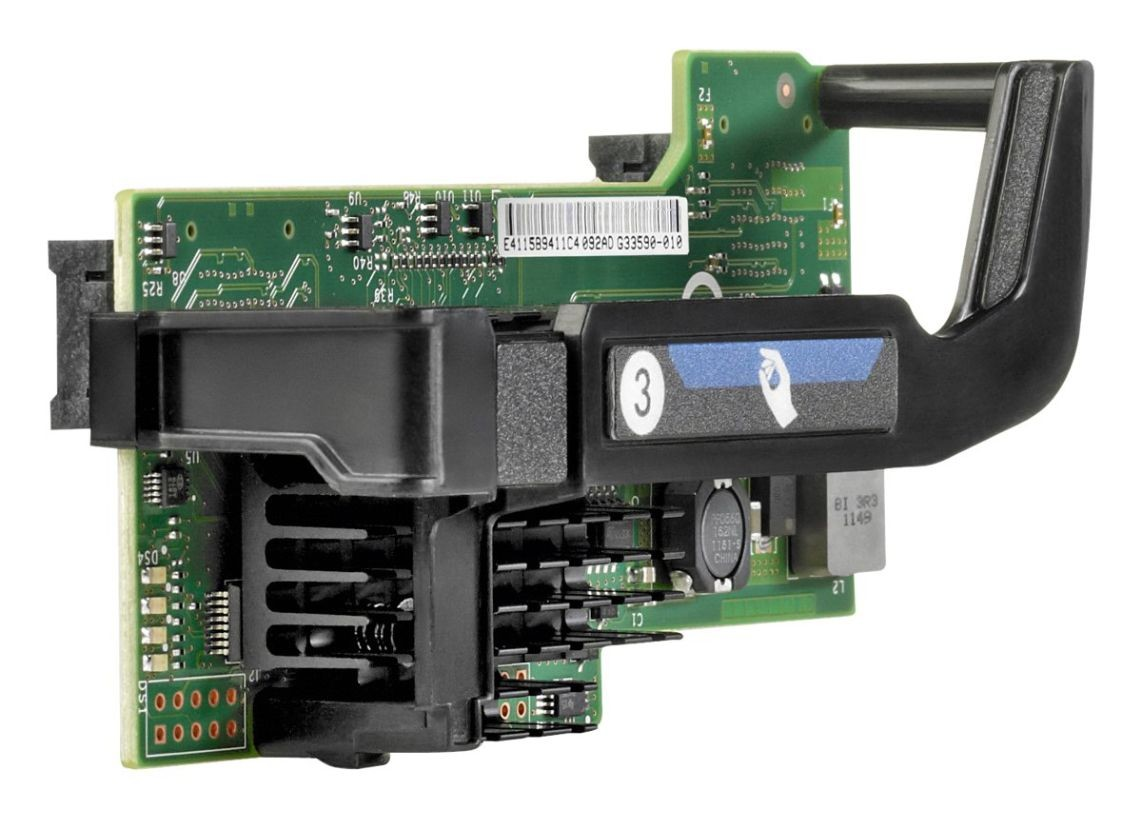 HP 655639-B21 Ethernet 10GB 2xPorts 560FLB Network Adapter
