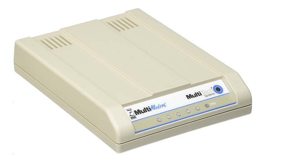 Multitech 56K External Fax/Modem V.90/92 Serial/RS-232 MT5656ZDX