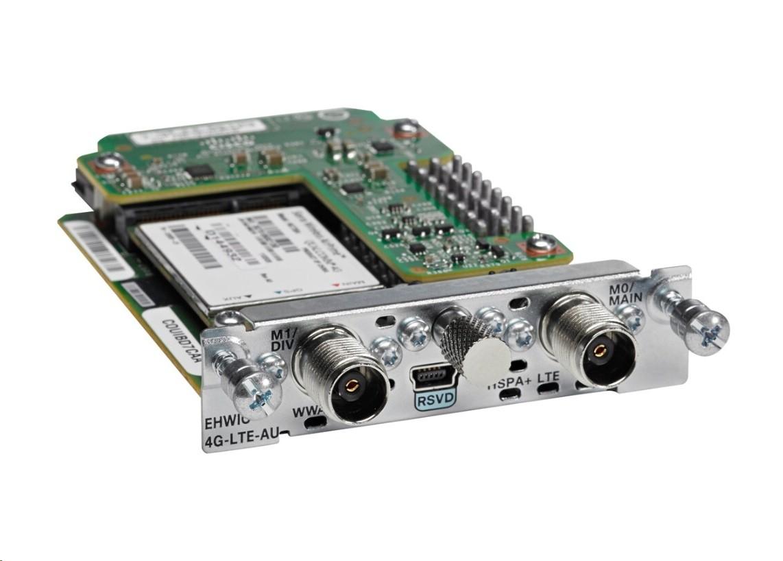Cisco 4G LTE Ehwic For Verizon 700MHz EHWIC4GLTEV EHWIC-4G-LTE-V