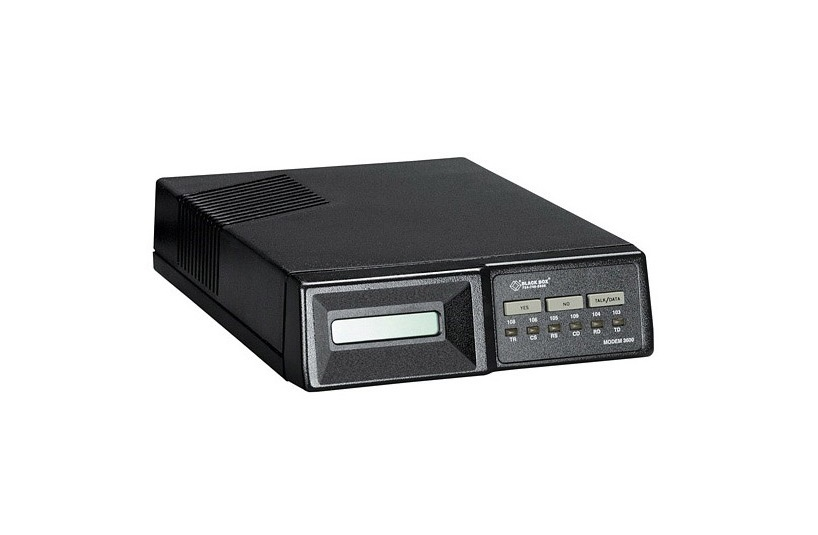 Black Box MD1000A 3600 Series V.36 External Modem 724-746-5500