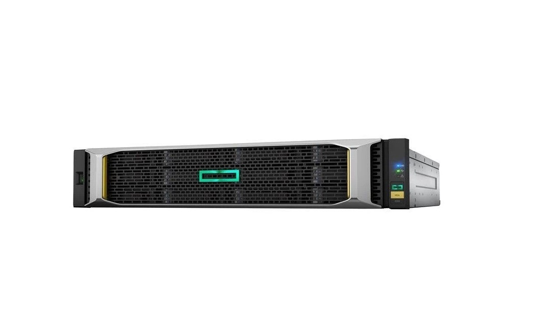 HP MSA 2050 LFF Disk 12-bay 2U Rack-mountable Enclosure Q1J06A
