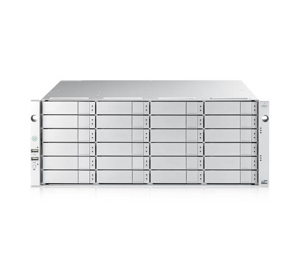 Promise VTrak E5800FD 24-Bay Dual Controller 16G FC RAID 0 HDD 4U Hard Drive Array E5800FDNX