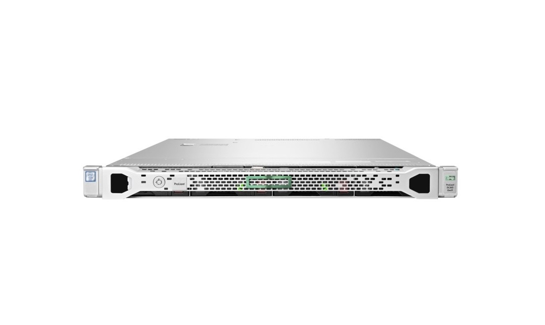 HP Aruba DL360 1x Intel Xeon E5-2640V3 2.6GHz 48GB 180GB (6x 300GB) 500W No OS JX918A