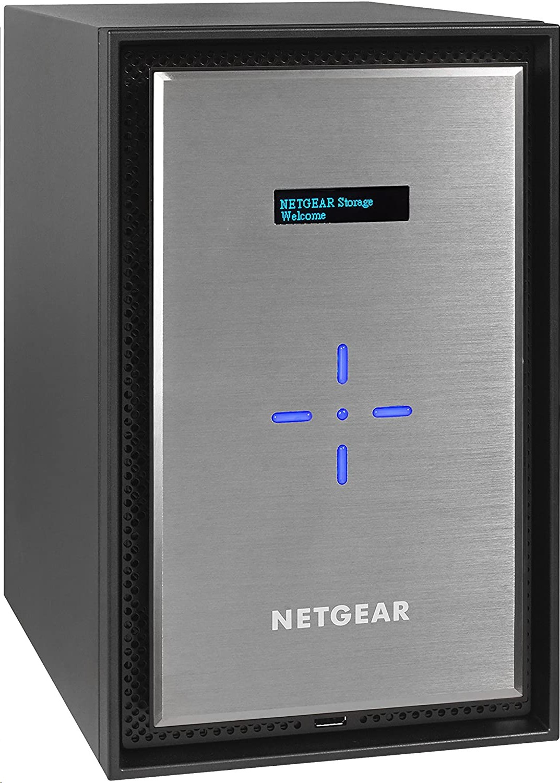 Netgear RN628X 8 Bays Ultimate Performance Business Data Storage RN628X00-100NES