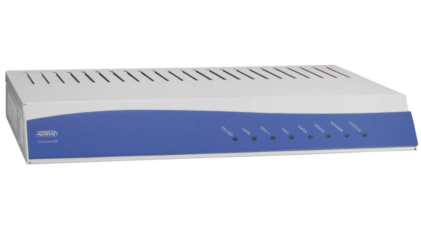 Adtran Total Access 908 Integrated Services Router 10/100 4212908L1