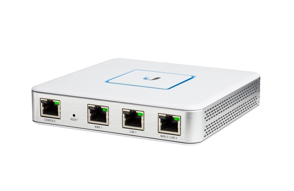 Ubiquiti Unifi 3-Ports Security Gateway Usg USG-US
