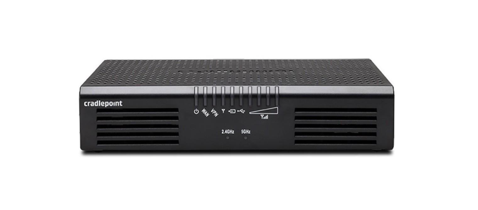 Cradlepoint AER1600 Series Router With WiFi LP6 Modem BA3-1600LP6I-NNN