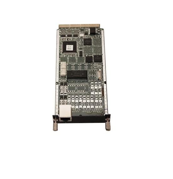 Audiocodes Digital T1/E1 Single Port Voice Module For Mediant 1000 digital/mix Chassis M1KB-VM-1SPAN