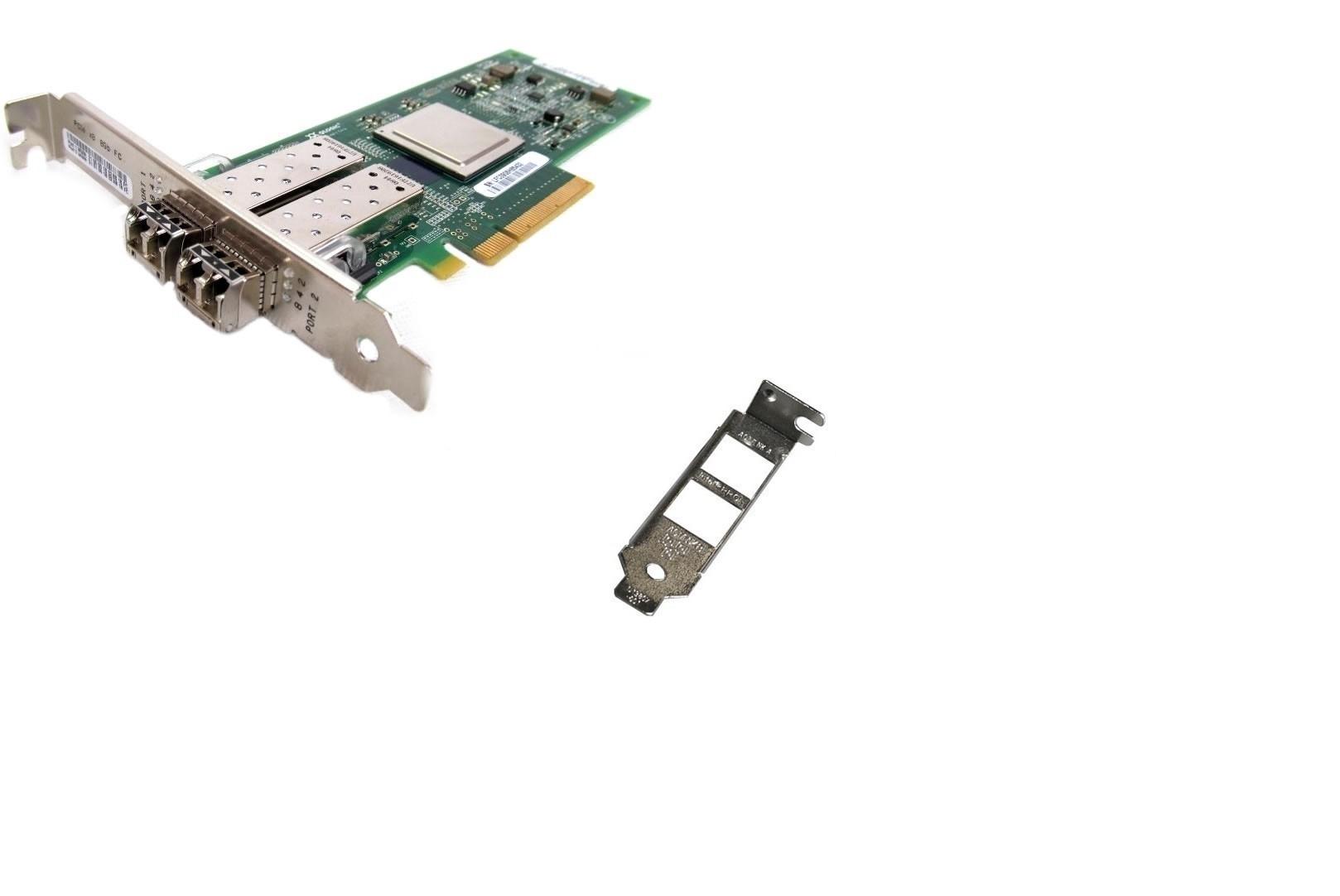 Dell SANblade 8GB Dual Port Fibre PCI-E 0G444C 0G444C