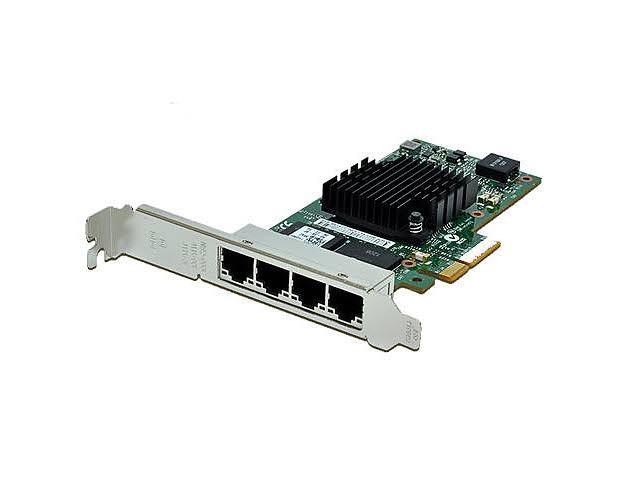 Dell Intel I350-T4 Quad 4-Ports PCI Express 2.0 x4 Network Adapter Thgmp 540-BBDV