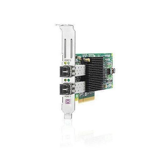 Dell Emulex LPe-12002 LightPulse 8GB Dual Ports Fibre PCI Express 2.0 x8 R7WP7