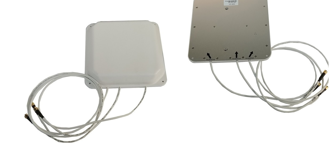 HP Aruba AP-ANT-35A Dual Band 5dBi Antenna With Cables JW015A