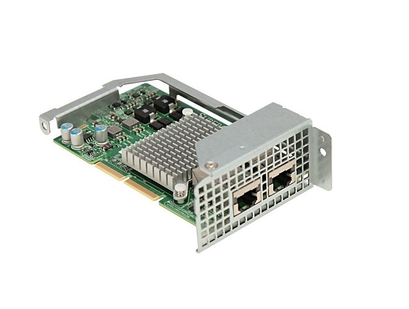 SuperMicro Dual-Port 10GBase-T PCI Express x4 Adapter AOC-CTGS-I2T
