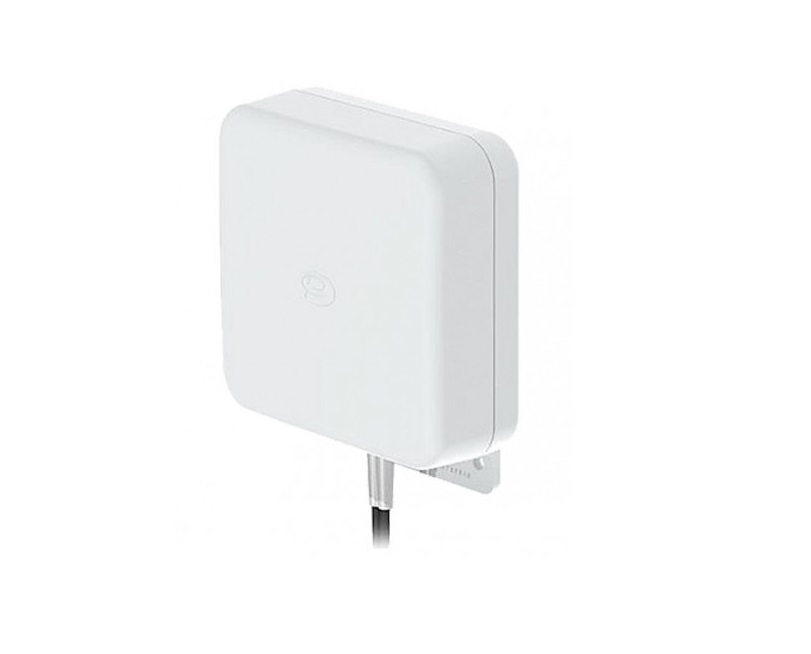 Cradlepoint 2x LTE MIMO Wall Mount Antenna w/ 16Feet Cable White CP-2015-1-PAN