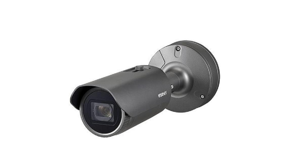 Hanwha XNO6080R 2MP Network Ir Bullet Camera XNO-6080R