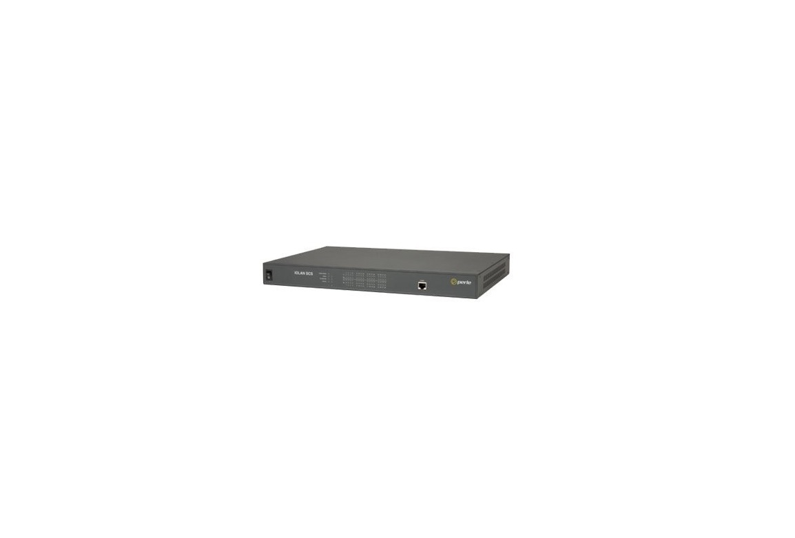 Perle Systems Iolan SCS32C 32 X RJ45-Ports Secure Console Server 04030764