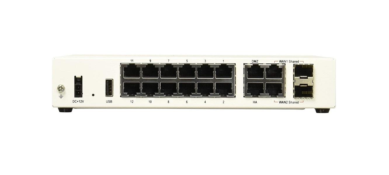 Fortinet FortiGate FG-80E 80E 8-Ports Network Security Appliance FG-80E-BDL