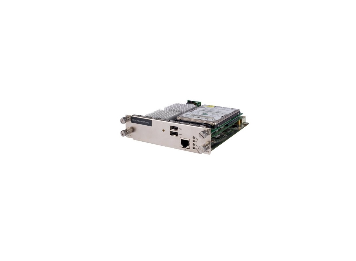 HP MSR30-16 Router With VCX Connect Primary MIM Module For HP A-MSR30-xx 160GB JE252A