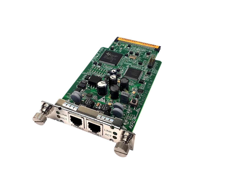 HP JD560A A-MSR 2-Ports FXS Sic Module H3C 0231A56R
