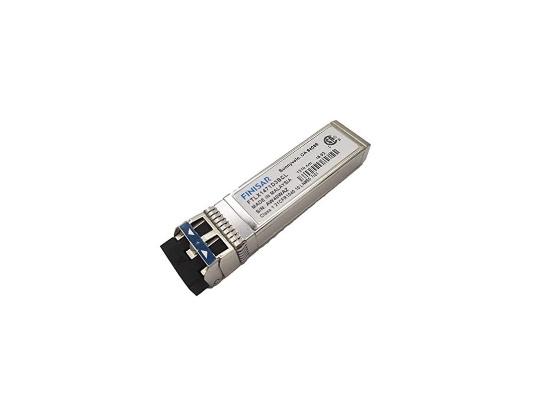 10GB Finisar SFP+ 1310nm Datacom SFP+ Transceiver FTLX1471D3BCL