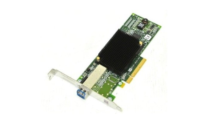 IBM LightPulse 8GB Single Port Fibre Channel PCI-E Adapter 42D0491