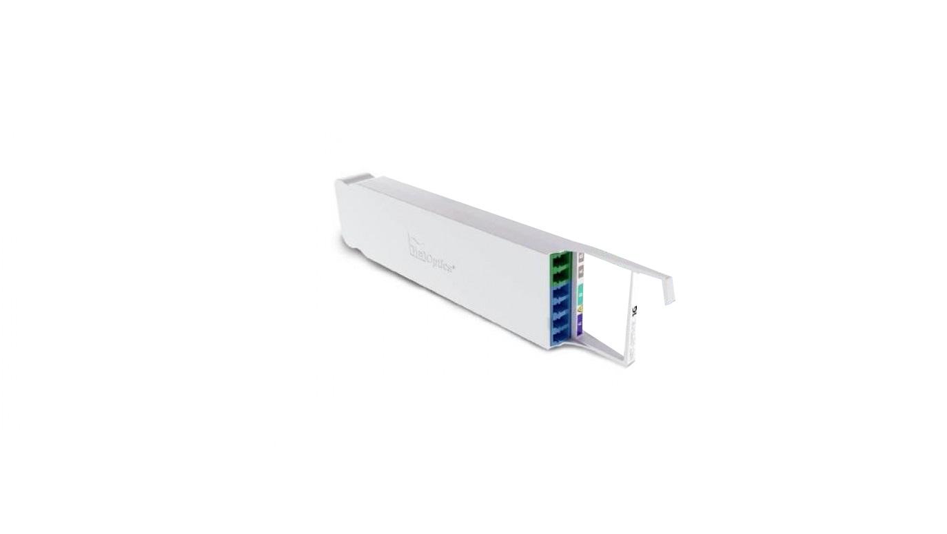 Ixia 1G SX 50um LC 50/50 Split Ratio Net Optics Flex TAP Module TP-1-SX-50-50