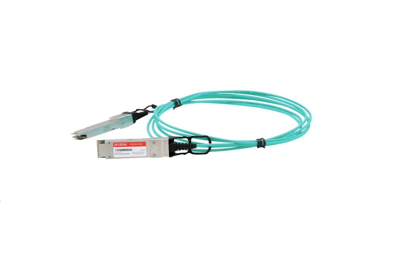 Proline 40GBase AOC QSFP+ To Active Optical Cable 1M QSFP-H40G-AOC1M-PRO