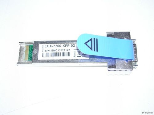 10GB EMC 10GB-CX4 Transceiver Module For S2K000045 ECX-7700-XFP-02