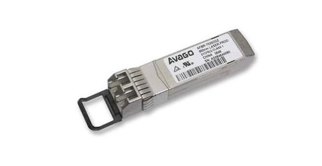 10GB Avago 10 Gbit SFP+ 10GBASE-SR/SW 850NM Transeiver AFBR-709ASMZ-E2
