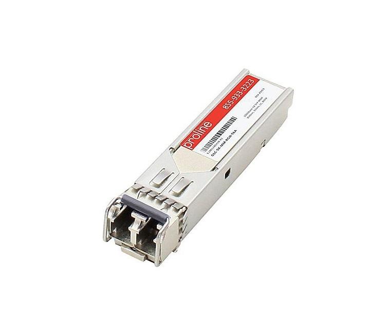 Proline Cisco Compatible GLC-SX-MM-RGD 1000BASE-SX SFP Transceiver GLC-SX-MM-RGD-CDW