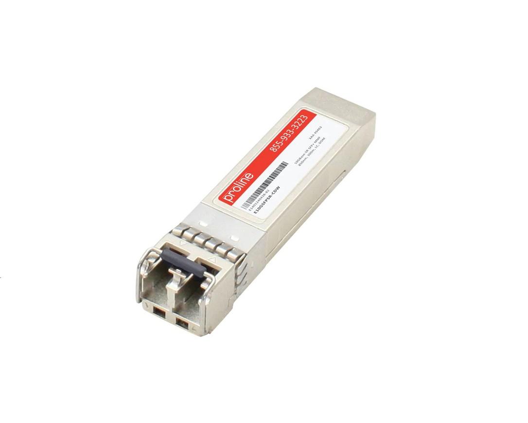 Proline Intel Compatible SFP+ Taa Compliant Transceiver Tr E10GSFPSR