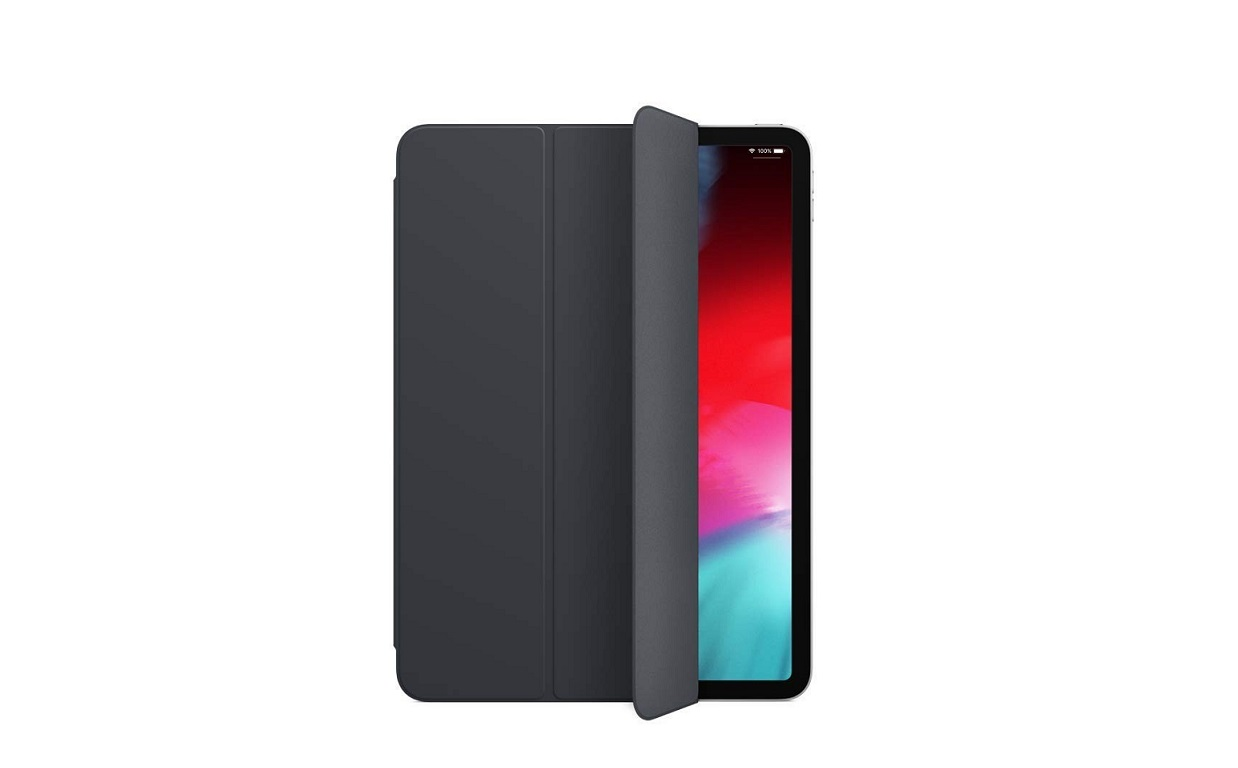 Apple MRX72ZM/A Smart Folio For 11 Ipad Pro Charcoal Gray