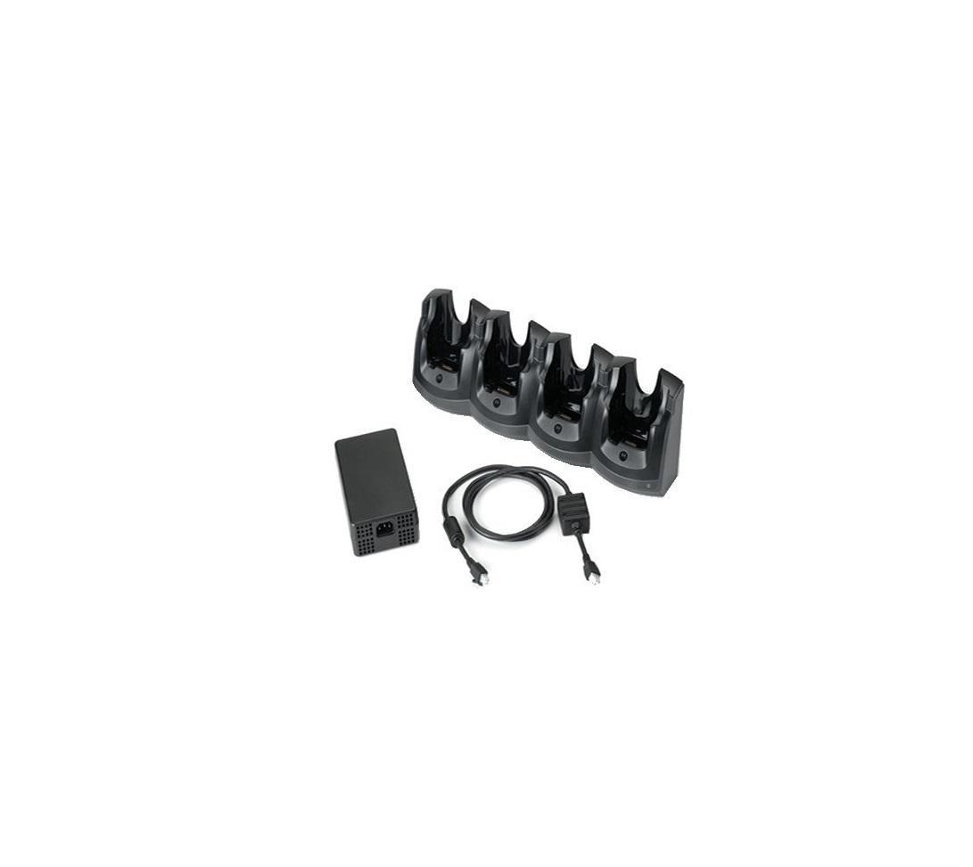 Zebra Motorola CRD5501-401CES 4 Slot Charge Only Cradle Kit For MC55 65