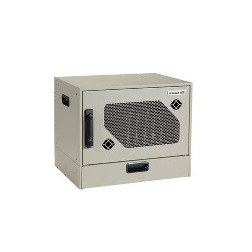 Black Box UWL-12KD Wallmount Charging Locker For 12-Device Gray UWL12KD