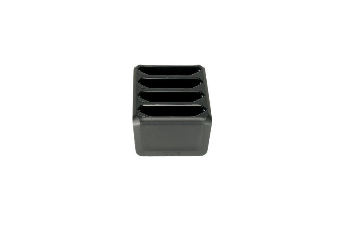 Zebra ET5X 4-Slot Battery Charger Black SAC-ET5X-4PPK1