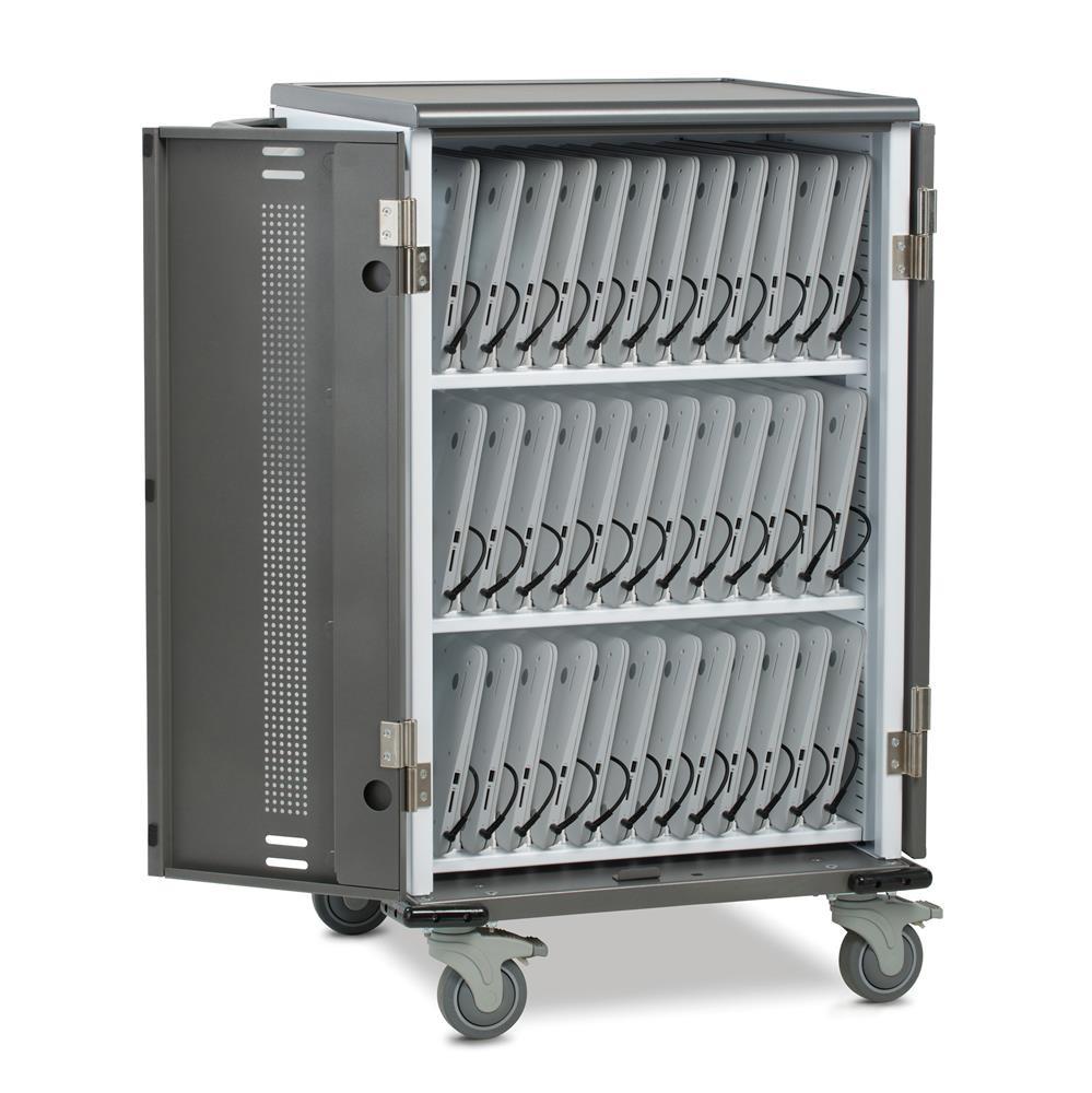 Ergotron YES36 Charging Cabinet For 36 Mini-laptops YESMOR2GMPW4