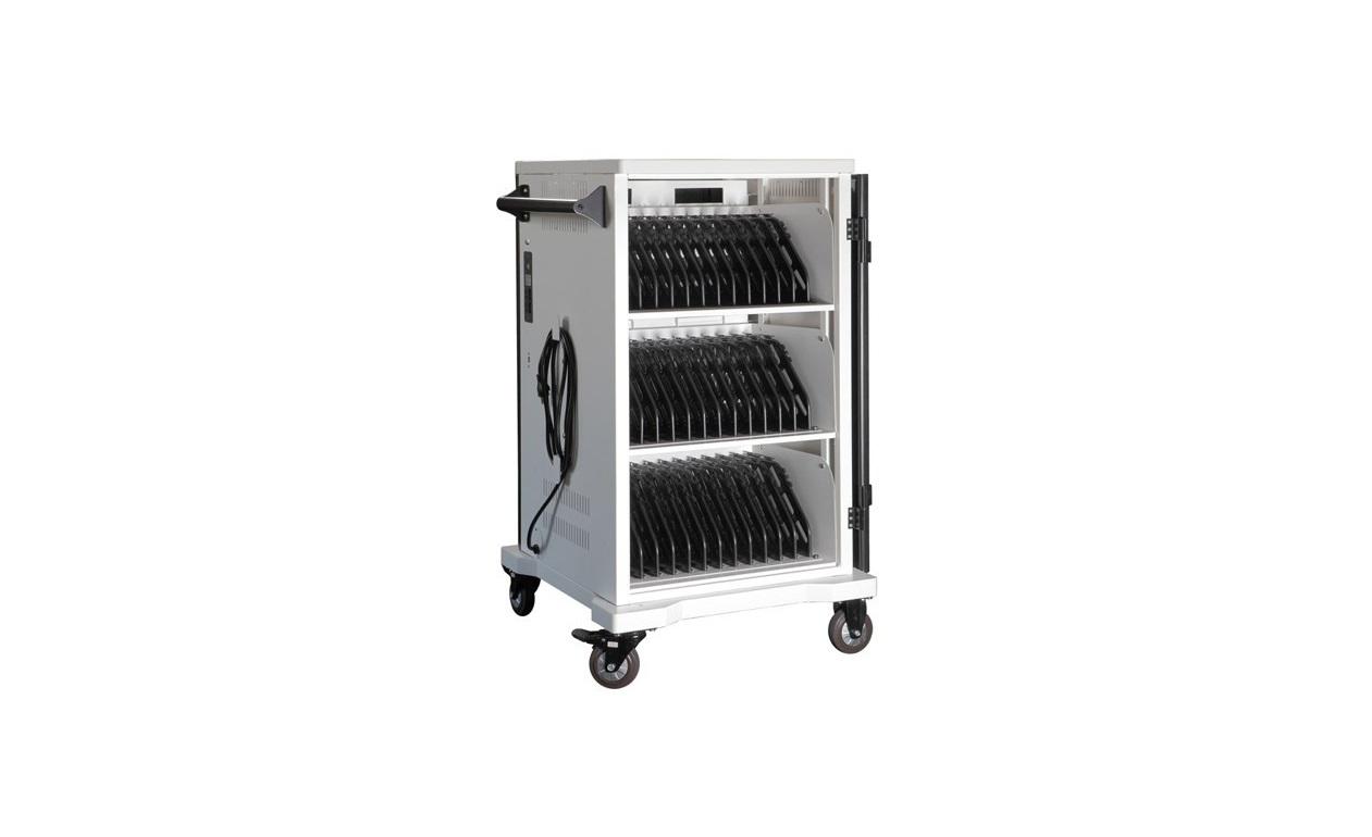 Anywherecart AC-SLIM 36 Bay Full Featured Charging Cart AC-SLIM